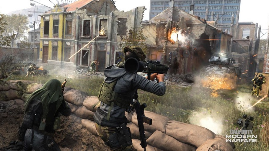 Call of Duty Modern Warfare's Open Beta Left Players Salivating Grazna Raid