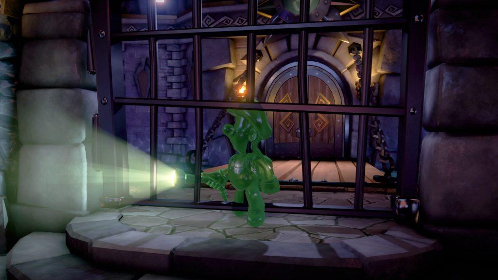 Luigi's Mansion 3 coop Gooigi