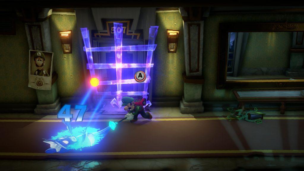 Luigi's Mansion 3 ghosts